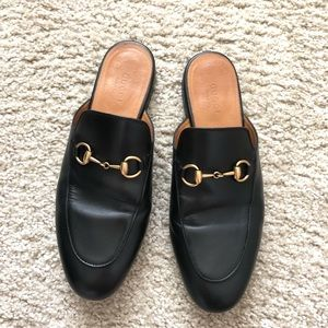Gucci mules Princetown leather slipper